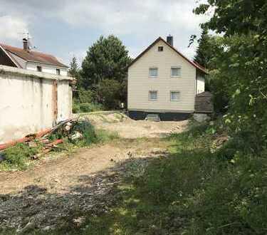 Baugrundstück für eine Doppelhaushälfte mit bereits erteilter Baugenehmigung