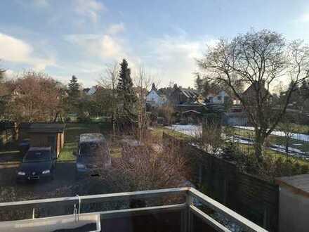 Sehr schöne 4 Zimmer Wohnung mit Balkon und Garten nahe Jacobs University
