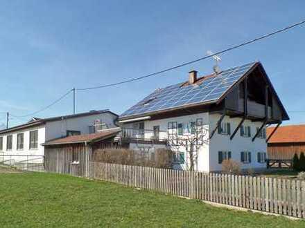 Wohnhaus mit Werkstatt in Pflugdorf
