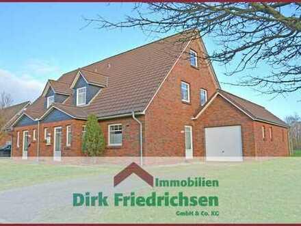 DOPPELHAUS VOR DEN TOREN VON SYLT - in schöner Wohnlage in Klanxbüll -
