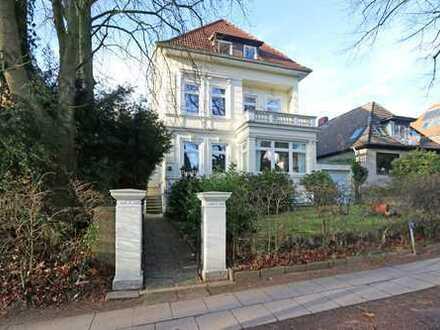 Attraktive Gründerzeitvilla als Kapitalanlage in beliebter Lage.