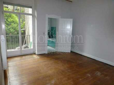 Wohnung für 2-3 Personen, ideal für Altbaufans