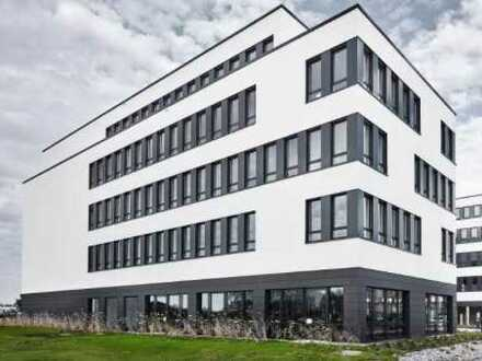 """""""BAUMÜLLER & CO."""" Perfekte Anbindung an die A5 - hochwertige Bürofläche - Hallenfläche optional"""