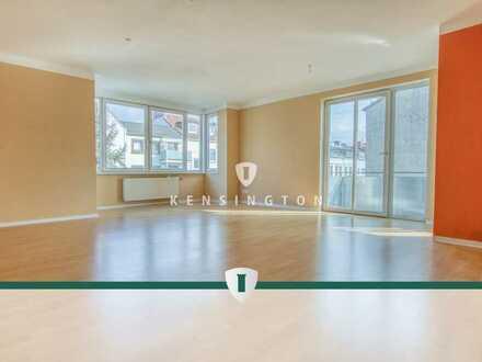 Tolle 2-Zimmer-Wohnung mit Garage, Einbauküche und Balkon im beliebten Stadtteil Fesenfeld