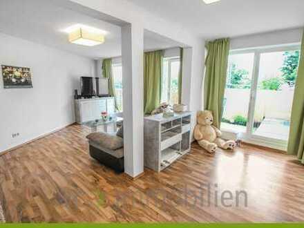 ac | Helle 2-Zimmerwohnung mit Tiefgaragenstellplatz und Terrasse in zentraler Lage!
