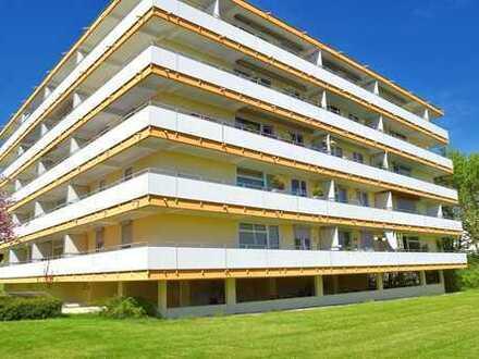 Herrliches Apartment mit großer Loggia in neu sanierter Anlage