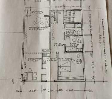 Exklusive, gepflegte 5-Zimmer-Wohnung mit Balkon und Einbauküche in Seeheim-Jugenheim