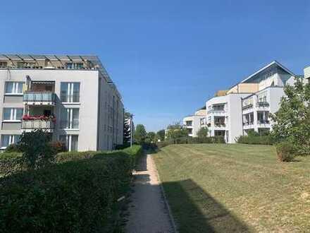 Bezugsfreie 2-Zimmerwohnung mit Terrasse und Stellplatz in ruhiger Lage von Franz. Buchholz