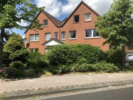 Freundliche, gepflegte 2-Zimmer-Dachgeschosswohnung zur Miete in Emsland (Kreis)
