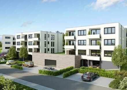 Traumhafte EG-Wohnung mit Terrasse und Garten