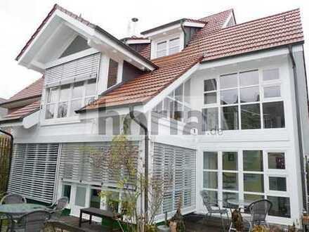 Architektenhaus - moderne DHH in bevorzugter Wohnlage von Allensbach