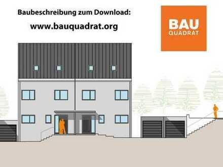 BERGHEIM   Exklusive Doppelhaushälfte mit Keller - schlüsselfertig   NEUBAU   Doppelhaushälfte 1