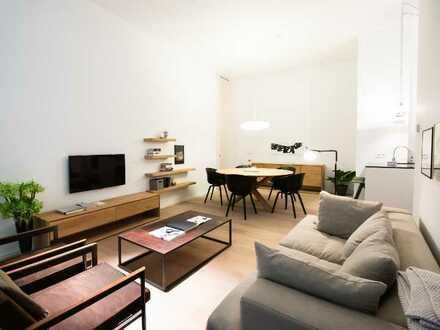 Komplett eingerichtete Wohnung