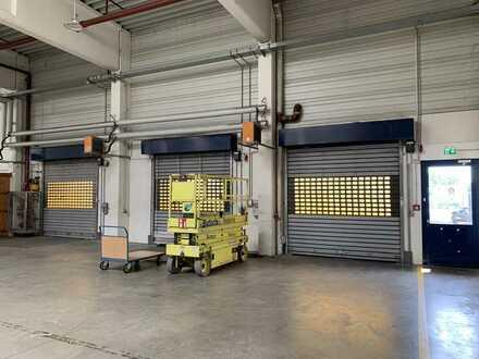 Neugierig? Logistik & Produktionsimmobilie über CBRE!