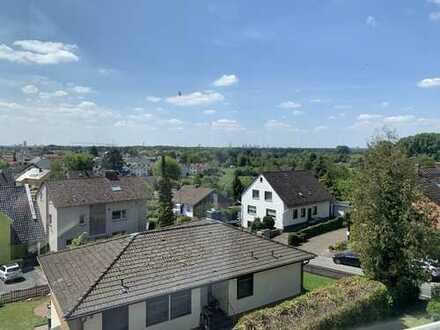 Neuwertige Balkon-Wohnung mit Traumblick in Maintal-Bischofsheim