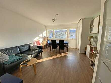 6247 - Sanierte 3-Zimmerwohnung mit Loggia in der Waldstadt!