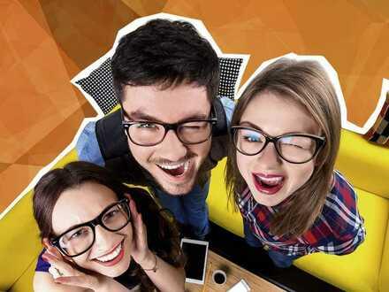 Tolles WG-Zimmer für Studenten - Alle Kosten enthalten!