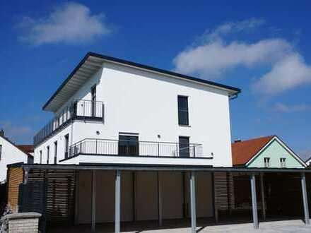 ... Provisionsfrei - Neubau 3-Zi-Whg im EG mit Garten in ruhiger Lage von Waldkraiburg...
