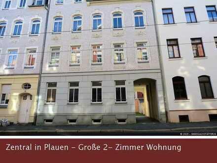 Zentrale gut geschnittene 2- Zimmer ETW in Plauen