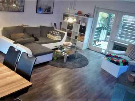 Preiswertes Wohnen mit Platzkomfort 4 Zimmer EBK, Balkon, Terrasse und Garten
