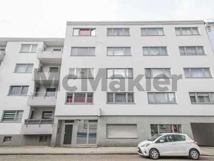 Bewohnte ETW in Zentrumslage: 1-Zimmer-Wohnung in Schwelm