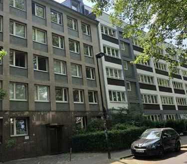 Perfekt geschnittene 3 Zimmer Wohnung in Düsseldorf Bilk,nah am Stadtzentrum