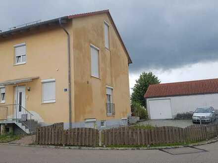 3-Zimmer-Wohnung mit Einbauküche in Oberhausen, Krs. Neuburg-Schrobenhausen