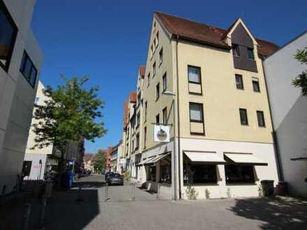 Mitten in Ulm - Innenstadtwohnung mit Münsterblick - sofort bezugsfrei!