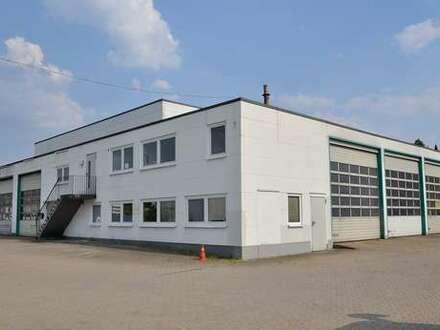 LKW Werkstatt mit Büro und Aussenfläche + optionale Waschanlage in Bad Salzuflen