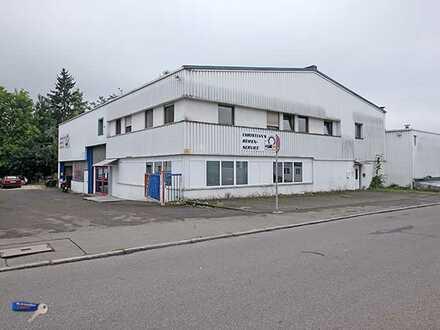 Produktions- und Gewerbehalle in Eningen