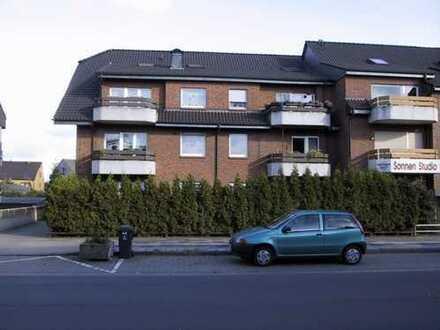 Großzügige 3 Zimmer Maisonette-Wohnung mit Balkon und Garage in Moers-Asberg!