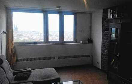 1 Zimmer , 20m² , Dom Blick , 340,-€ + 50,-€ NK
