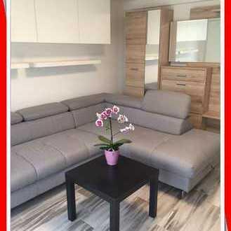 Wochenendpendler aufgepasst - Modern möblierte 2-Zimmer Wohnung