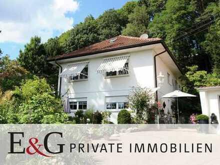 Charmantes Landhaus mit parkähnlichem Grundstück in Großerlach