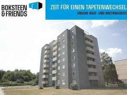 Gemütliche 3-Zimmer-Wohnung mit Balkon! Frisch saniert !!