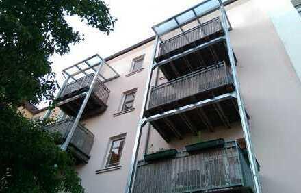 ***Balkon in Hochschulnähe*** 2 Raumwohnung in der Altstadt