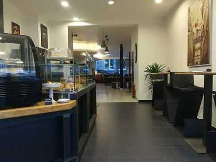 Café/Restaurant mit Flair im Zentrum Karlsruhe (Mühlburg). Provisionsfreie Gastronomie zur Übernahme