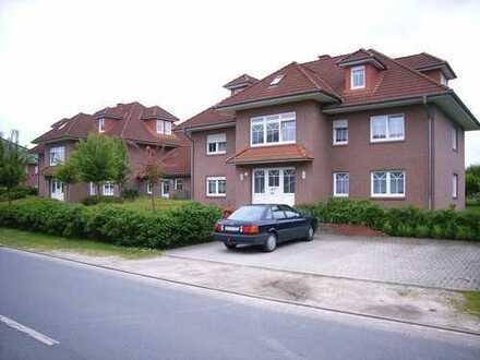Gut geschnittene 2 Zimmer Wohnung in Langförden
