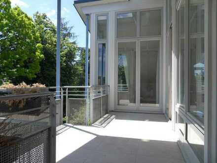 Sendling Villenlage DG-Maisonette Whg. mit gr. Balkon