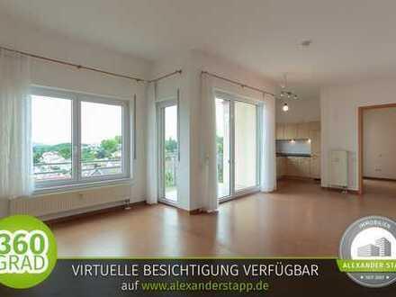 Sicher im Alter: schöne 3-Zimmer-Wohnung im Betreuten Wohnen für Personen ab 60
