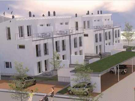 Für Anspruchsvolle: Neubau von hochwertigen Reihenhäusern