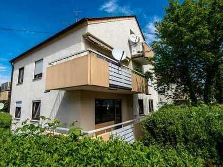 Attraktive 3 Zimmer Wohnung in bester Wohnlage zum Wohlfühlen in Freiberg am Neckar!