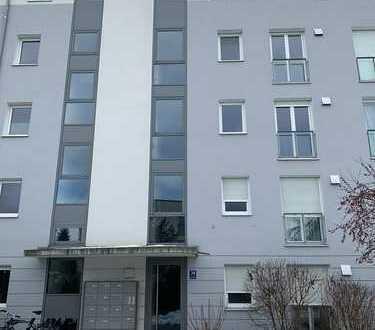 Gepflegte 2-Zimmer-Wohnung mit Balkon und EBK im Fiorini-Park in Neuhadern, München