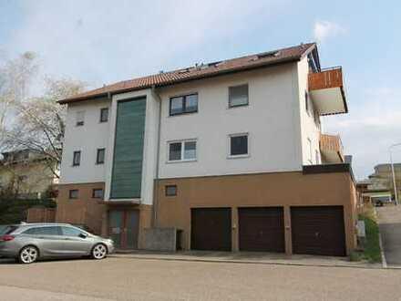 Tolles 1 Zi. - Appartement m. Balk., ca. 41 m² Wfl., Garagenstellpl. in 75223 Niefern - Öschelbronn