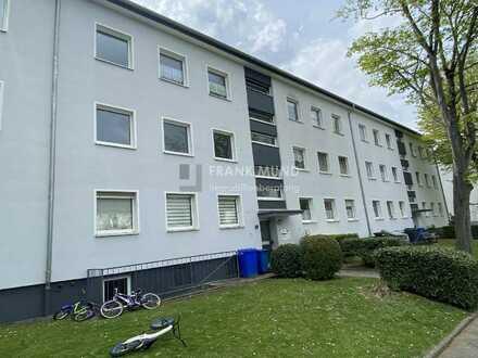 3-Zimmerwohnung mit Balkon in ruhiger Wohnlage