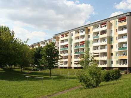 - Attraktive 4-Raum-Wohnung -