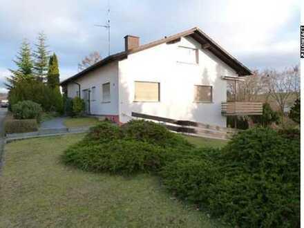 Großzügiges, freistehendes, Ein.-Zweifamilienhaus mit herrlicher Aussicht und tollem Grundstück