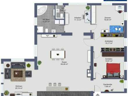 Exklusives Wohnen auf über 150 m²