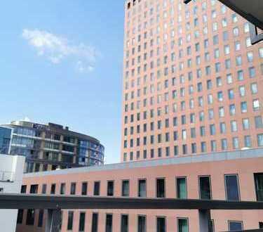 Traumhafte 3 Zimmer-Wohnung (MÖBLIERT) mit Balkon direkt in Frankfurt am Main in bester Lage!