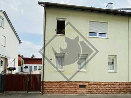 *Gepflegtes Einfamilienhaus mit Einliegerwohnung in guter Lage!*